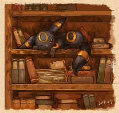 Umbreon!!! My favourite pokemon amongst my favourite things... This is beyond awesome.