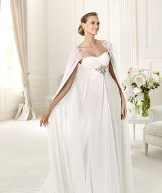 Pronovias 2013. #casamento #vestidodenoiva #acessórios #capas #Pronovias