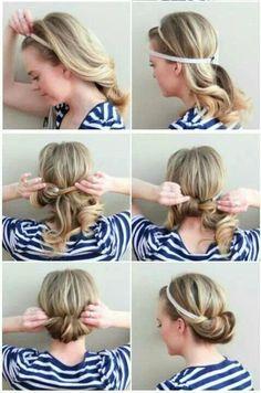 Peinados fáciles & lindos!