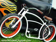 bicicleta costum