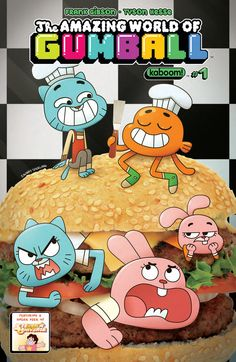 The Amazing World of Gumball #1
