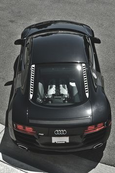 Audi R8. Not into many imports, prefer a muscle car, but audi do have some decent machines.