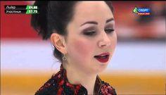Elizaveta Tuktamysheva FS - 2016 Russian Nationals