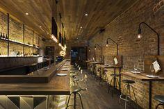 Galeria de Restaurante The Milton / BiasolDesign Studio - 11