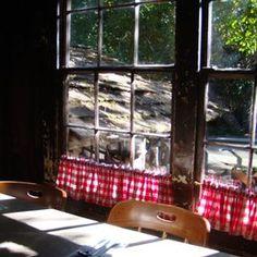 Cold Spring Tavern - Santa Barbara, CA, United States. Middle Room