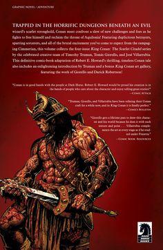 King Conan: The Scarlet Citadel TPB - Read King Conan: The Scarlet Citadel TPB comic online in high quality