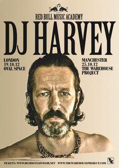 DJ Harvey RBMA