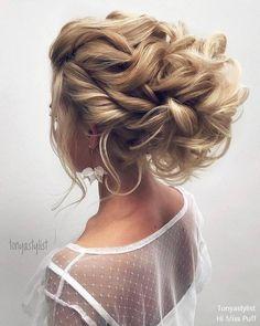 Tonya Pushkareva Long Wedding Hairstyles and Updos – Hi Miss Puff