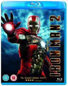 Iron Man 2 [Blu-ray] [Region Free]