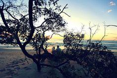 Sunset in Costa Rica // Photo by: http://www.jenniferharter.com