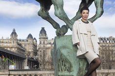 Cristina Córdula para Vogue Brasil