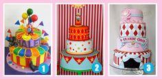cumpleaños payasos decoracion - Buscar con Google