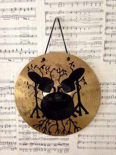 Drumming art