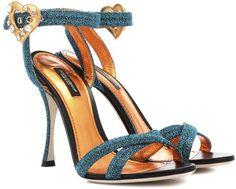 e08f8b91cd4c Dolce   Gabbana Embellished sandals