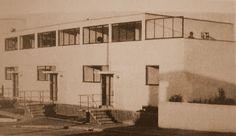 Colonia Weissenhof: Casa 28, 29, 30