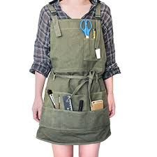 hippie aprons - Google Search Painting Apron, Planer Layout, Shop Apron, Gardening Apron, Organic Gardening, Work Aprons, Gifts For An Artist, Bib Apron, Apron Pockets