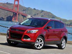Ford Escape Hybrid 2012 - 2013