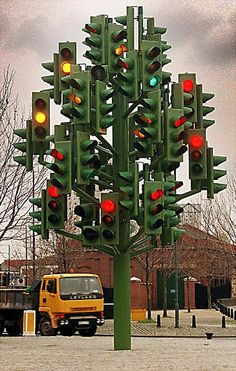 "stop and go tree - just ""plant"" it where we have some red light cameras on Long Island!"