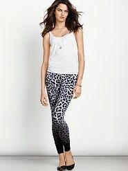 New ombre cheeta leggings.. super cute