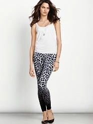 New ombre cheeta leggings.. super cute