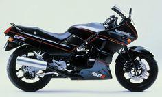 1987 Kawasaki Ninja 750 R