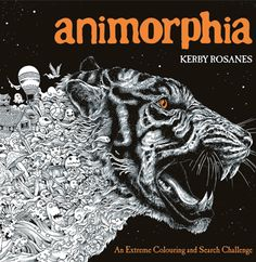 Kerby Rosanes Animorphia Free Pattern Download - WHSmith Blog