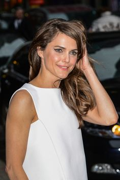 Pin for Later: Keri Russell's Most Stunning Snaps From 1999 to Now 2014 She…
