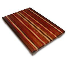 Handmade Large Wood Cutting Board  The Crowd by tauntongreen, $119.00