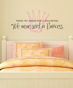 Personalize your princesses' place