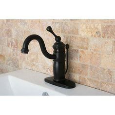Vintage One Piece Red Bathroom Sink Faucet Candy Apple Red Kohler - One piece bathroom faucet