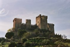 Castillo de Almodóvar, Córdova, Spain