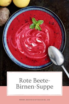 rote-bete-birnen-suppe-mit-kokosmilch-das-gemuse-ist-das-ziel/ delivers online tools that help you to stay in control of your personal information and protect your online privacy. Vegetable Soup Healthy, Vegetable Drinks, Fall Recipes, Soup Recipes, Vegetarian Recipes, Grilled Corn Salad, Coconut Milk Soup, Corn Salads, Vegan Soup