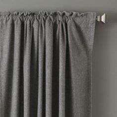 Wool is not just for winter wear! These Grey Wool curtains will make your home or office warm and inviting. Rod pocket and back tabs allow you to hang them two ways. Rod Pocket, Winter Wear, Sweet Home, Curtains, Mood, Warm, Grey, Home Decor, Cold Winter Outfits