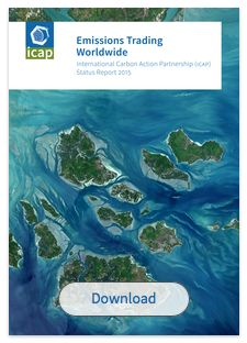 International Carbon Action Partnership (ICAP) - STATUS REPORT 2015 - special page, special URL with special modules