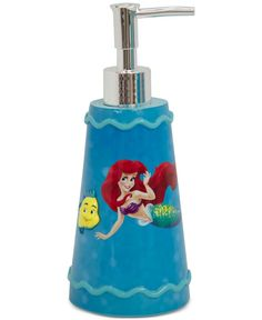 Little Mermaid Lotion Pump