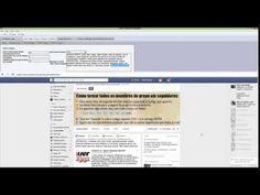 Postador Automático para Grupos do Facebook 20