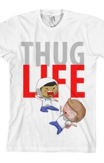 Thug Life T-Shirt - Swoozie T-Shirts - Online Store on District Lines