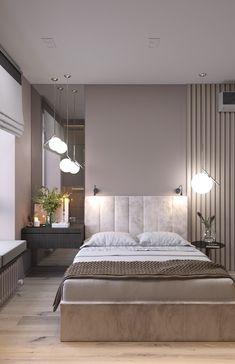 Modern Luxury Bedroom, Master Bedroom Interior, Luxury Bedroom Design, Room Design Bedroom, Bedroom Furniture Design, Room Ideas Bedroom, Home Room Design, Small Room Bedroom, Luxurious Bedrooms