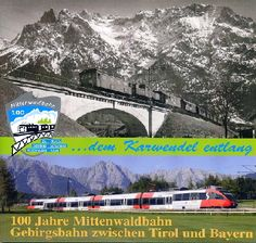 k-Festschrift 100 Jahre Mittenwaldbahn