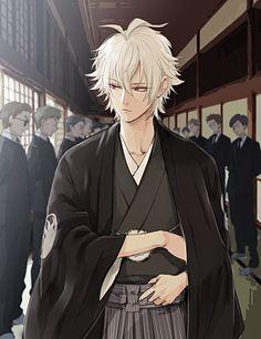 Cool Anime Guys, Hot Anime Boy, Handsome Anime Guys, Yakuza Anime, Anime Rapper, Anime Oc, Rap Battle, Boy Art, Cute Drawings