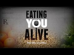 Eating You Alive -- Extended trailer for feature-length documentary revealing the truth behind why Americans are so sick and what we can do about it. Coming . Plant Based Nutrition, Plant Based Diet, Best Vegan Documentaries, Food Pyramid, Vegan Lifestyle, Health And Wellbeing, Whole Food Recipes, Foods, Plants