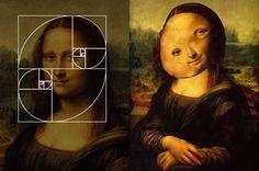 Rostros famosos retratados según la sucesión de Fibonnaci | The Creators Project
