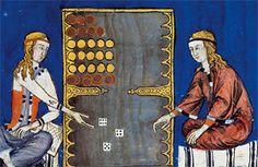 BnF - Jeux de princes, jeux de vilains. Libro del ajedrez, dados e tablas, 1251-1283