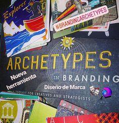 Archetypes in Branding: A Toolkit for Creatives and Strategists - by @margarethartwell - Mi nueva herramienta para #branddevelopment . . . . . #brandingarchetypes #archetypes #carljung #jung #psichology #psicologiadelcolor #color #colores #marketing #neuromarketing #pyschoanalysis #marca #brand #branding #marcapersonal #emociones #negocios #investigacion #serhumano #empresa #ideas #vendelealamente #infographic #Neuroventas
