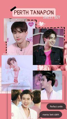Wallpaper Perth, Perfect Smile, Aesthetic Wallpapers, Boyfriend, Babies, Dance, Celebrities, Cute, Pink