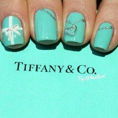 Tiffany nails