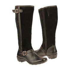 Naturalizer Women's Jadis Wide Calf Boot (Brown)