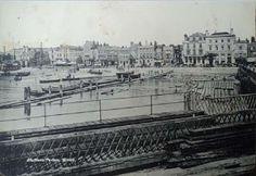 Portsmouth, Beautiful Places To Visit, Old Photos, Paris Skyline, Arrow, Past, Landscapes, Louvre, Building