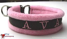 fleece, collar, diy, italian greyhound, martingale, beautiful, iggy, do it yourself, homemade, home made, do it yourself