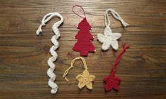 Jour 12 : tuto Des décorations au crochet par Aiguilles & Papilles #lenoeldesblogsnantais